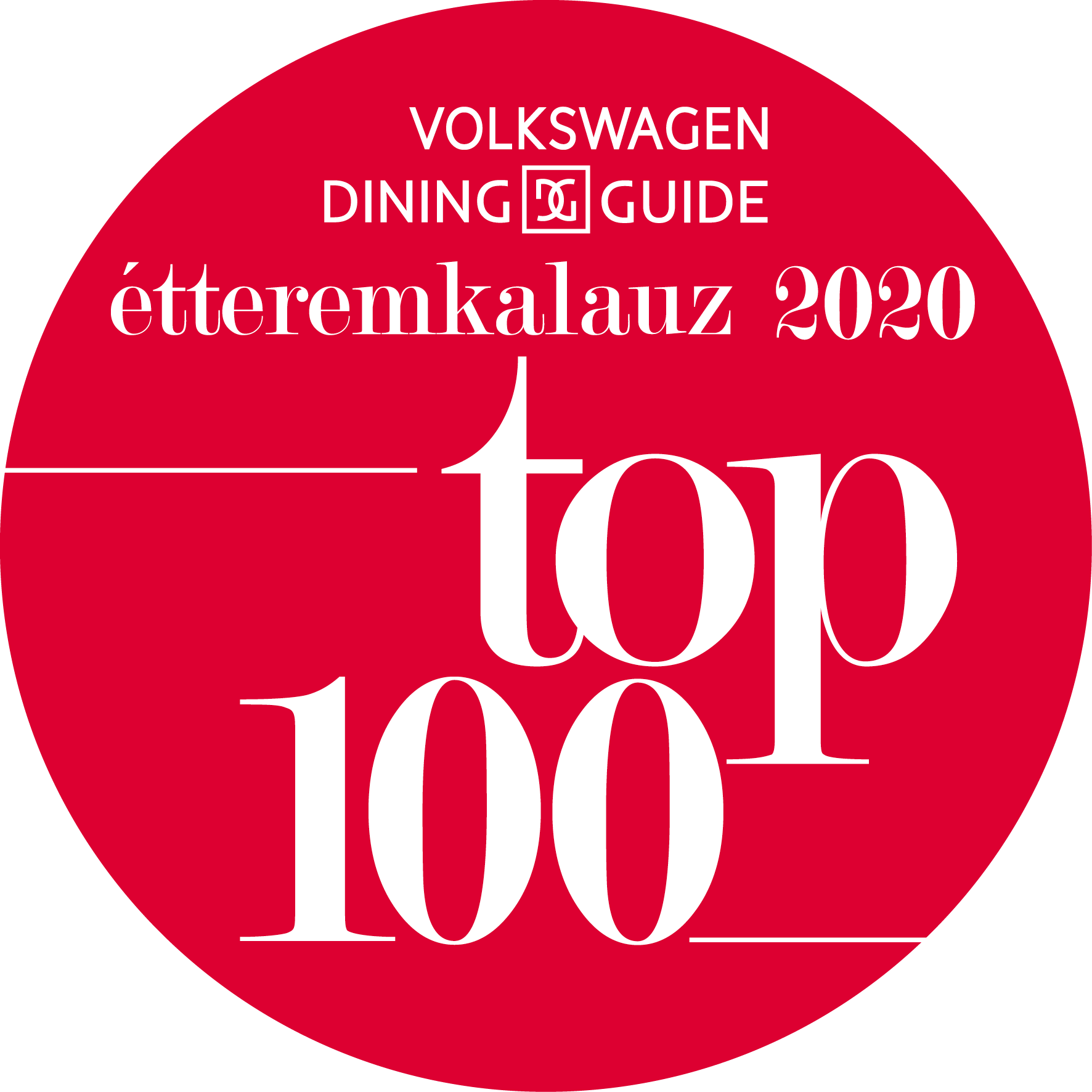 Dining Guide Top 100